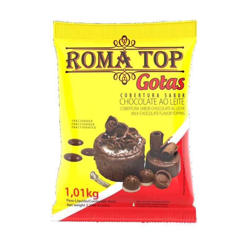 Roma Top Ao Leite gotas